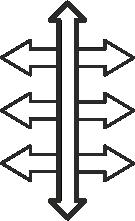 crossflow ux navigation system Koussouros