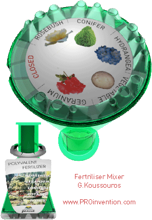 Fertilizer Mixer Packaging