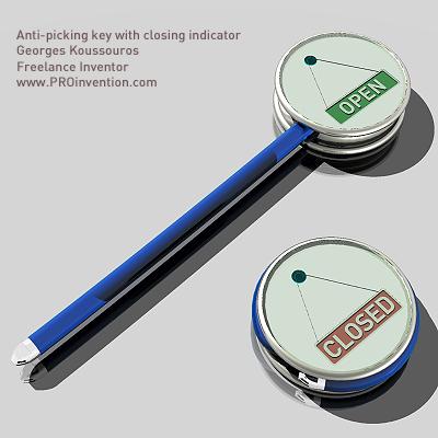 flexible key