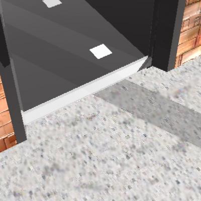 selfbolting door sill